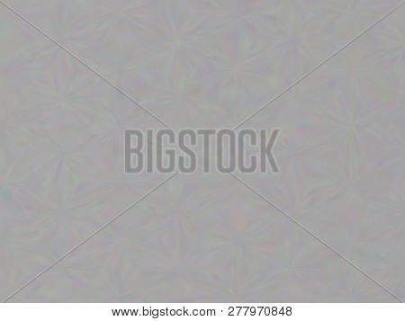Vector Multicolor Shades Of Grey Spots. Abstract Background With Iridescent Mesh Gradient. Colorful