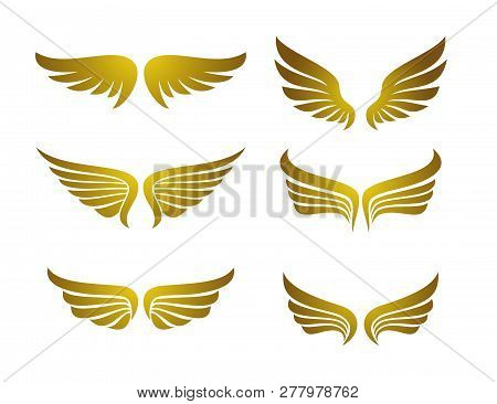 golden set vector vector photo free trial bigstock golden set vector vector photo free
