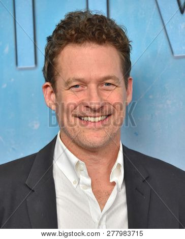 LOS ANGELES - JAN 10:  James Tupper arrives to HBO's 'True Detective' Season 3 Premiere  on January 10, 2019 in Hollywood, CA