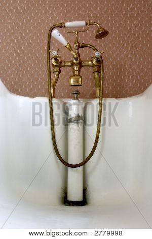 Brass Bath Taps