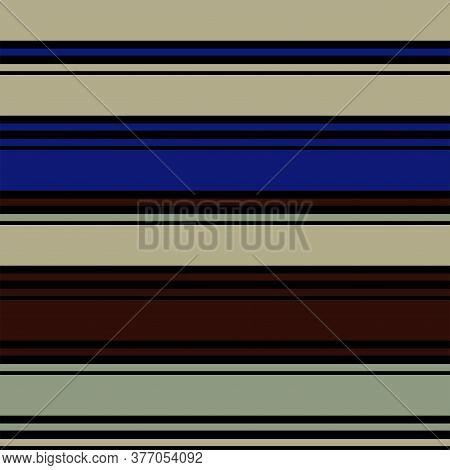 Sailor Stripes Seamless Pattern. Autumn Winter Modern Fashion Print. Male, Female, Childrens Summer,