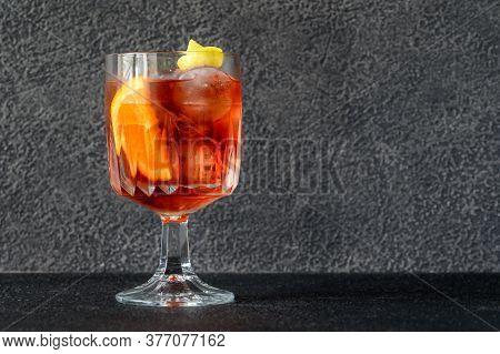 Glass Of Americano