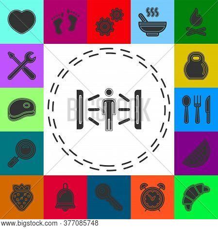 Solarium Creative Icon. Simple Element Illustration. Solarium Concept Symbol Design From Beauty Coll