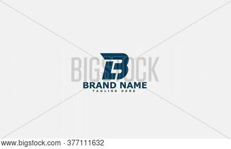 Lb Logo Design Template Vector Graphic Branding Element.