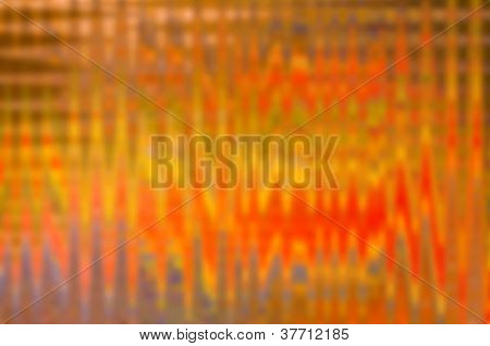 Abstract Mysterious Blurr Colorful Background