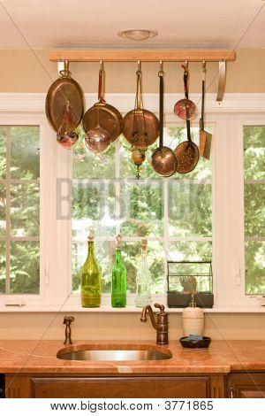Home Interior- Kitchen Sink