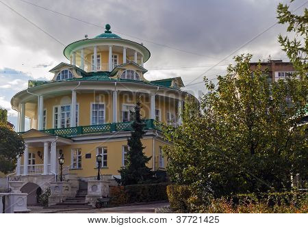 The Dovecote House,moscow,russia