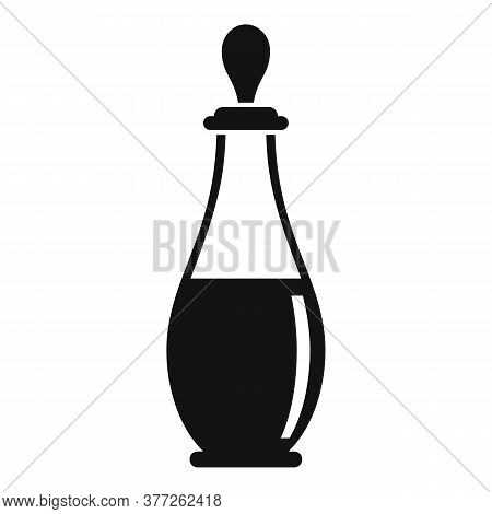 Dubai Wine Glass Icon. Simple Illustration Of Dubai Wine Glass Vector Icon For Web Design Isolated O