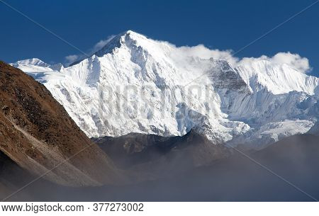 Mount Cho Oyu - Way To Cho Oyu Base Camp - Everest Area, Sagarmatha National Park, Khumbu Valley, Ne