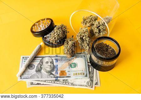 Cannabis Money Black Market. Cannabis In Economics. Money Weed. Sativa Thc Cbd. Joint Weed.