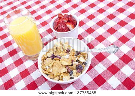 Nutrtious Breakfast