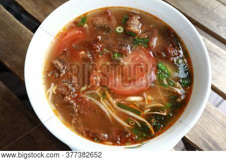 Bun Ca Vermicelli Fish Soup