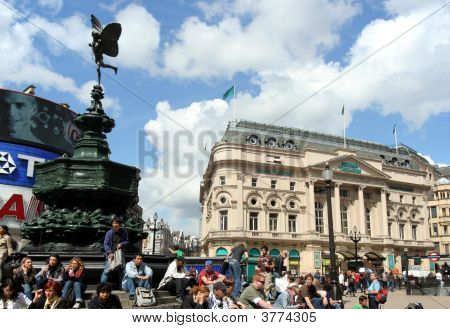 London, Picadilly Circus