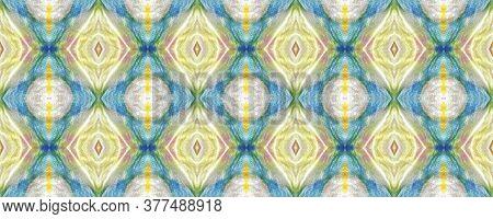Portuguese Decorative Tiles. Portuguese Decorative Tiles Background. Garden Tile Ornament. Plant Por