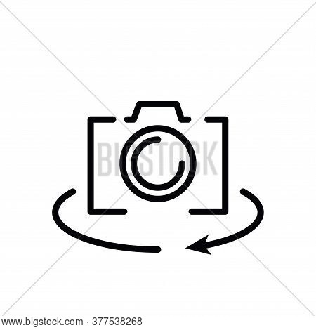 Illustration Vector Graphic Of Photography Icon Template