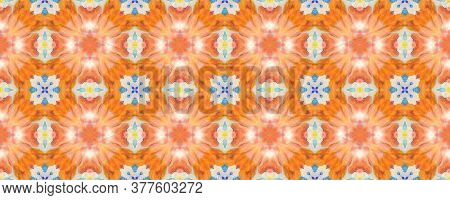 Portuguese Decorative Tiles. Mandala Purple Glow Carpet. Portuguese Decorative Tiles Background. Rus