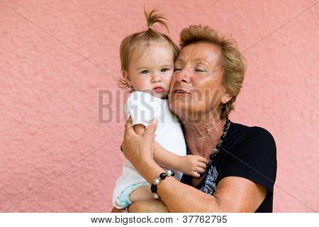 Grandmothers Love