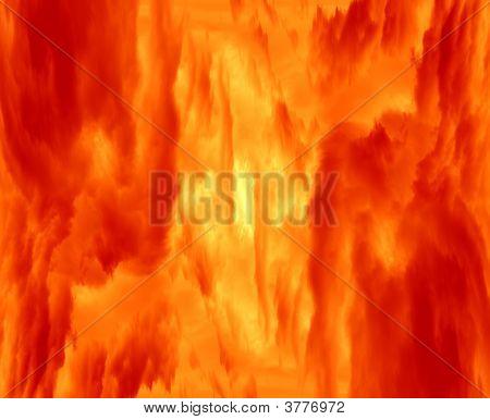Gaseous Nebula