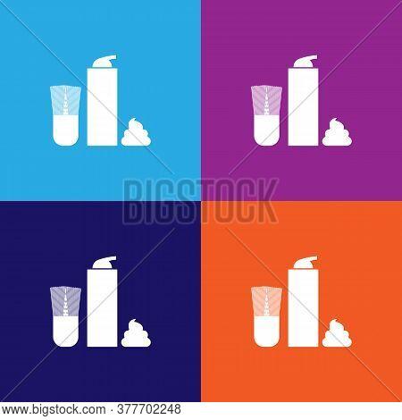 Shaving Accessories Icon. Bathroom And Sauna Element Icon. Signs, Outline Symbols Collection Icon Fo
