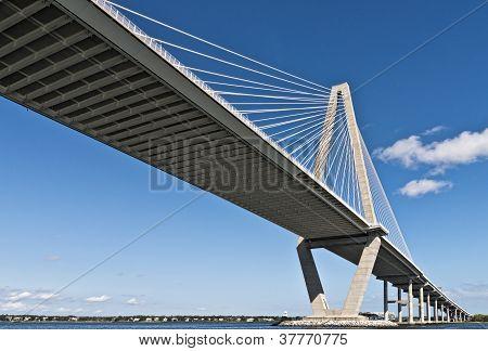 Cooper River Cable-stay Bridge