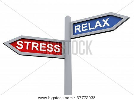 Relax And Stress
