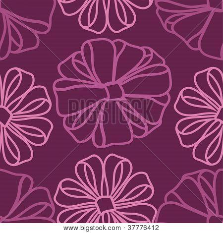 Violet--pattern
