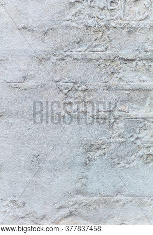 Sandstone Background. Front View. Close Up. Copy Space.