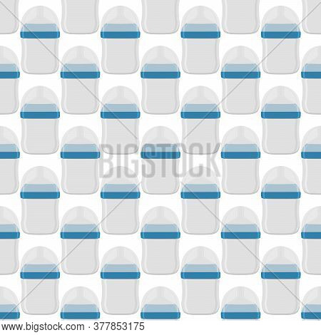 Illustration On Theme Colored Kit Baby Milk In Clear Bottle With Rubber Pacifier. Baby Milk Bottle C