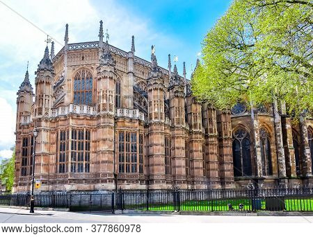Henry Vii Chapel, Westminster Abbey, London, Uk