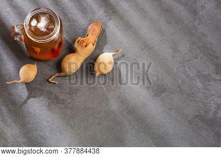 Tamarindus Indica - Delicious Drink Tamarind Juice