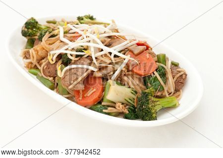 Home Made Beef Stir Fry Ready To Eat