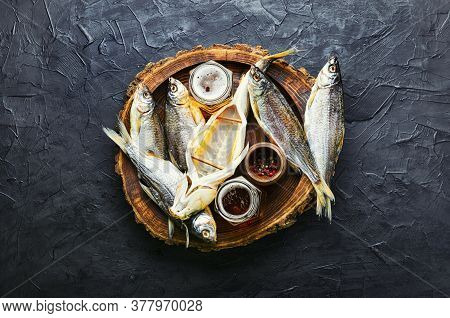 Sun Dried Fish