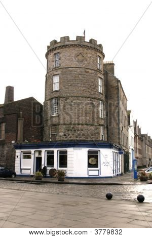 Tower Street, Leith, Scotland