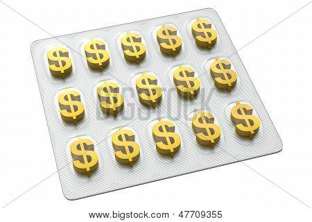 Pharmaceutical Business - Dollar