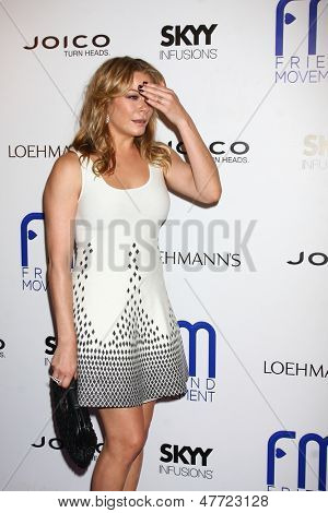 LOS ANGELES - JUL 1:  LeAnn Rimes arrives at the Friend Movement Anti-Bullying Benefit Concert at the El Rey Theater on July 1, 2013 in Los Angeles, CA