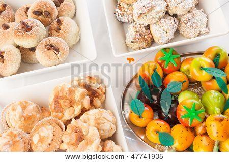 Traditional Italian sweets
