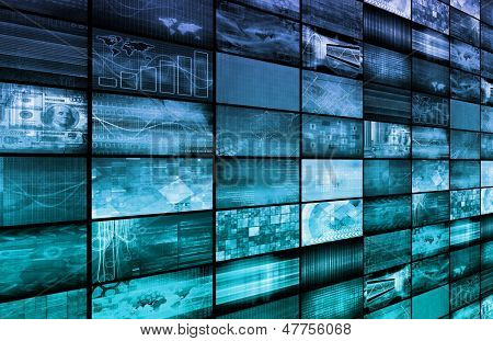 Digital Multimedia Content Delivery Online as Art