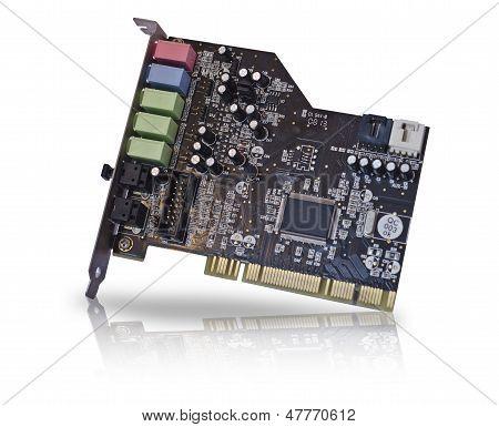 Audio Card 5.1