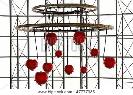 Electric Chandelier