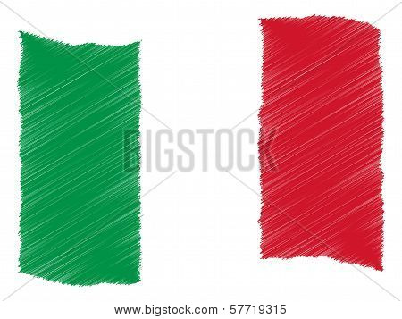 Sketch - Italy