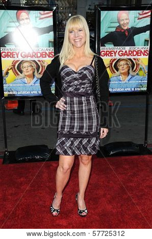 Jennifer Elise Cox at the Los Angeles Premiere of 'Grey Gardens'. Grauman's Chinese Theatre, Hollywood, CA. 04-16-09