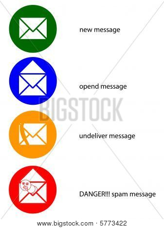 icons of message