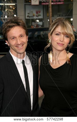 Breckin Meyer and Deborah Kaplan at the World Premiere of 'Ghosts of Girlfriends Past'. Grauman's Chinese Theatre, Hollywood, CA. 04-27-09