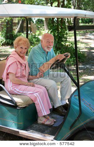 Golf-Cart - Senioren
