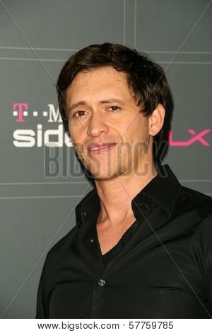 Clifton Collins Jr  at the T-Mobile Sidekick LX Launch Party. Paramount Studios, Hollywood, CA. 05-14-09