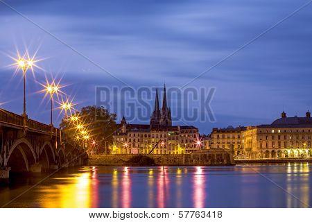 beautifull city Bayonne