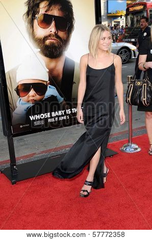 Ashley Olsen  at the Los Angeles Premiere of 'The Hangover'. Grauman's Chinese Theatre, Hollywood, CA. 06-02-09