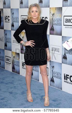 Mary Kate Olsen at the 2009 Film Independent's Spirit Awards. Santa Monica Pier, Santa Monica, CA. 02-21-09