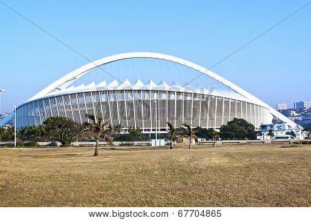 Moses Mabhida Stadium In Durban South Africa