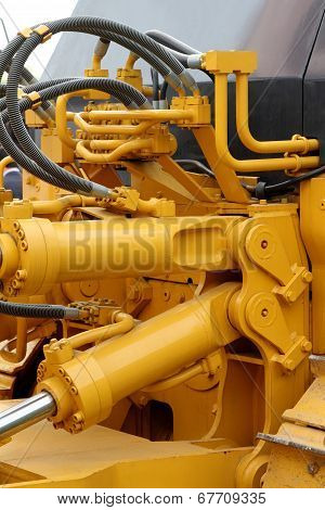 Hydraulic Hoses And Pistons